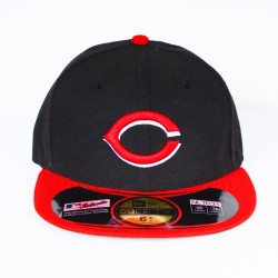 Casquette New Era CHIBEA Chicago Bears KIDS noir/rouge 59 fifty