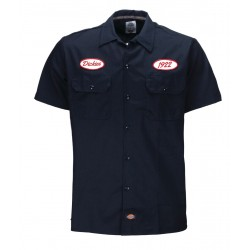 Chemise Dickies Rotonda South Dark Navy
