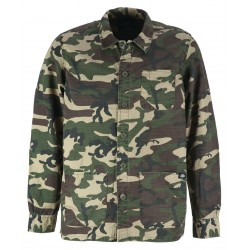 Chemise Dickies Kempton Manche Longue Camouflage