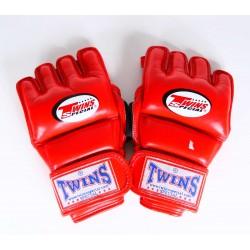 Gants de MMA Twins Rouge