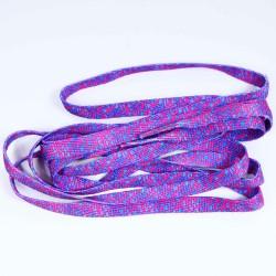 Lacet Camouflage Violet