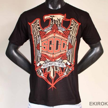 T-shirt SGCC Eagle MMA