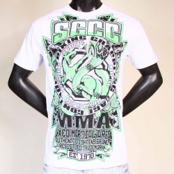 T-shirt SGCC rat vs snake MMA