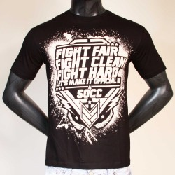T-shirt SGCC Fight Fair