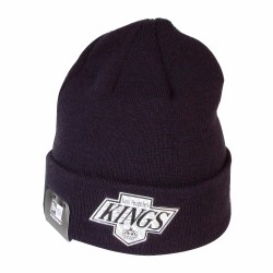 Bonnet New Era Los Angeles Kings bleu marine