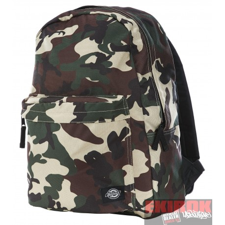 Sac à dos Dickies Indianapolis camouflage militaire