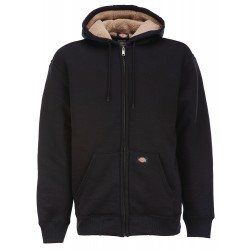 Veste sweat Dickies Sherpa Fleece Doublure molletonnée noir
