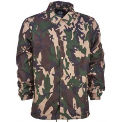 Veste imperméable Dickies Torrance Camouflage militaire