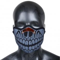 Masque MSK139 demie cagoule / cache visage