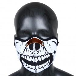 Masque MSK902 demie cagoule / cache visage