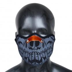 Masque MSK904 demie cagoule / cache visage