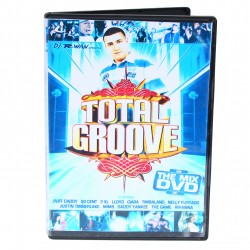 DVD Total Groove DJ R-Wan