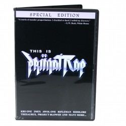 DVD This Is Primal Rap