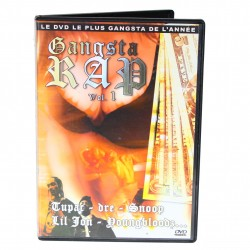 DVD Gangsta Rap vol.1