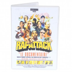 DVD RAP ATTACK le documentaire