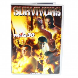 DVD Survivors Fight Sport