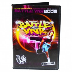 DVD Battle VNR 2008 Breakdance