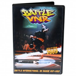 DVD Battle VNR 2009 Breakdance