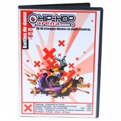 DVD Hip Hop Arena Battle de danse