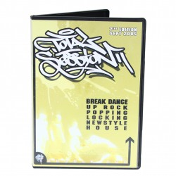 DVD Total Session 7ème Edition Breakdance