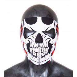 Masque MSK1 cagoule / cache visage Motif réversible