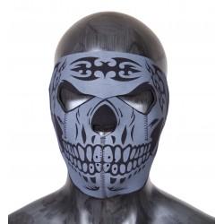 Masque MSK12 cagoule / cache visage Motif réversible
