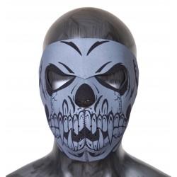 Masque MSK14 cagoule / cache visage Motif réversible