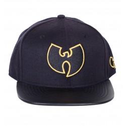 Casquette Wu Wear Logo Noir Snap Back