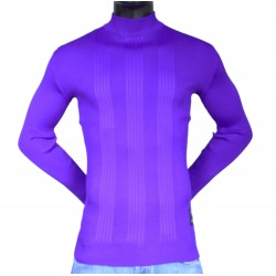 Pull over Mockneck Rumble Purple