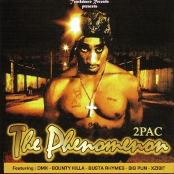 CD mixtape 2pac the phenomenon