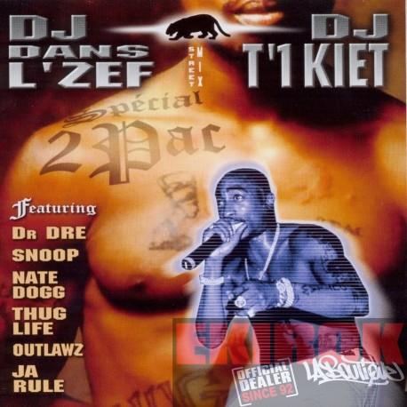 CD mixtape 2pac VS Biggie best of