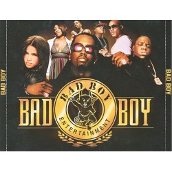 Coffret 3 CD et 1 DVD mixtape bad Boy