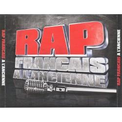 Coffret 4 CD mixtape Rap Français à l'ancienne