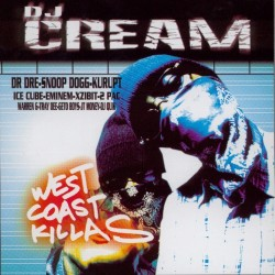CD DJ CREAM West Up