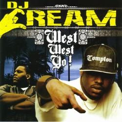 CD Mixtape DJ CREAM West Coast