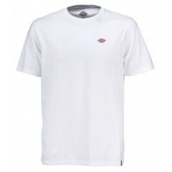 T-shirt Dickies Stockdale blanc
