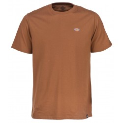T-shirt Dickies Stockdale marron camel