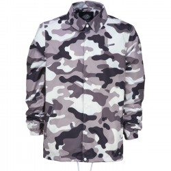 Veste Dickies Summerfield mi saison camouflage blanc