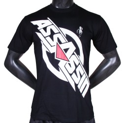 T-shirt Assassin logo justice