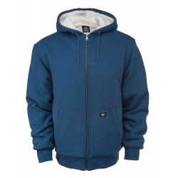 Veste sweat Dickies Sherpa Fleece Doublure molletonnée bleu