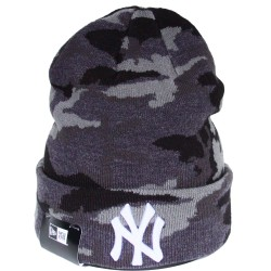 Bonnet New Era NY Yankees Camouflage gris