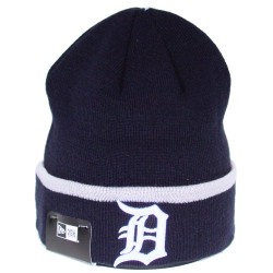 Bonnet New Era NY Detroit Tigers bleu marine