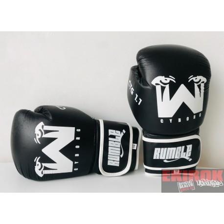 Gant De Boxe Rumble Noir