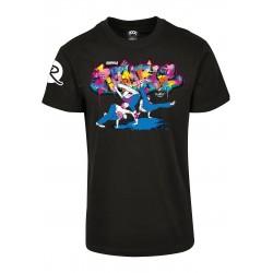 T-shirt Rumble Zenoy Break