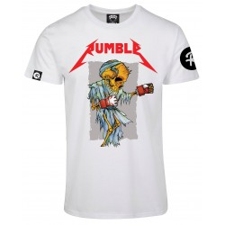 T-shirt Rumble METALLICA