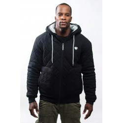 Veste Sweat Rumble Noir