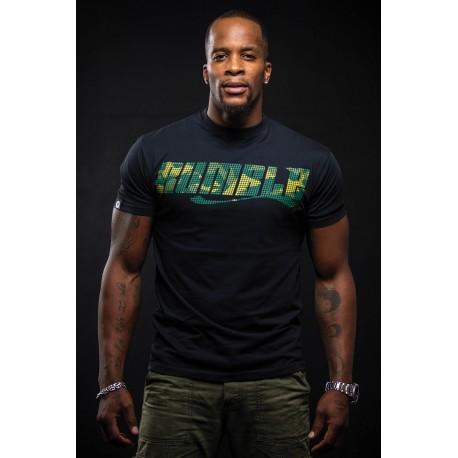 T-shirt Rumble DOTE Noir