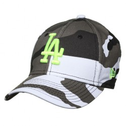 Casquette New Era LA Camouflage Youth