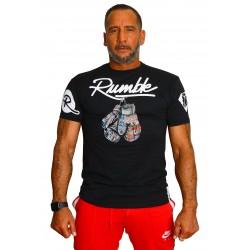 T-shirt Rumble Mizer Boxe
