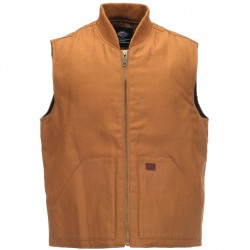 Veste sans manche Dickies Dellwood Brown Duck